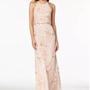Adrianna Papell Bridesmaid Dress - Size 0 (a)